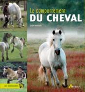 Le comportement du cheval - Couverture - Format classique