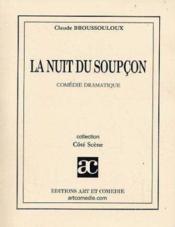La nuit du soupcon - Couverture - Format classique