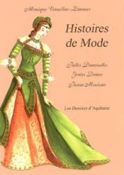 Histoire De Mode - Couverture - Format classique