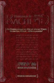 Houmach rachi - le commentaire de rachi sur la torah : genese / berechit - Couverture - Format classique