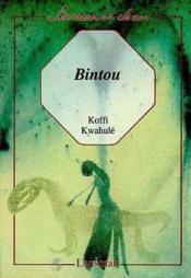 Bintou - Couverture - Format classique