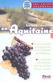 Balades Insolites En Aquitaine - Intérieur - Format classique