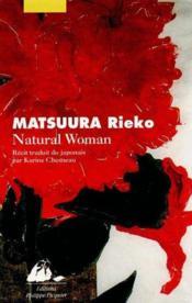 Natural Woman - Couverture - Format classique