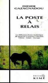 Poste A Relais (La) - Couverture - Format classique