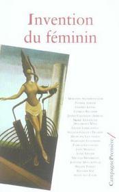 Invention Du Feminin (2eme Edition) - Intérieur - Format classique