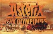 Astérix aux jeux olympiques - 365 images - Couverture - Format classique