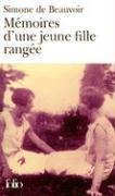 Mémoires d'une jeune fille rangée - Couverture - Format classique