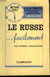 Le Russe Facilement. - Couverture - Format classique