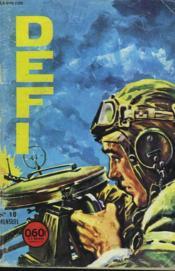 Defi N°10. Le Pilote A La Panthere. - Couverture - Format classique