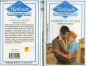 Garder Le Secret - Secret Lover - Couverture - Format classique