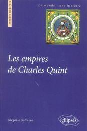 Les Empires De Charles Quint - Intérieur - Format classique