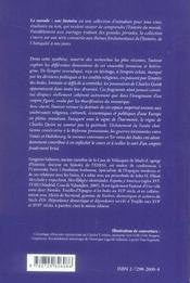 Les Empires De Charles Quint - 4ème de couverture - Format classique