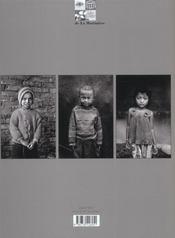 Les enfants de l'exode - 4ème de couverture - Format classique