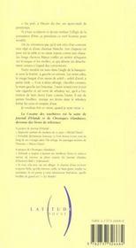 La Cocaine Des Tourbieres - 4ème de couverture - Format classique