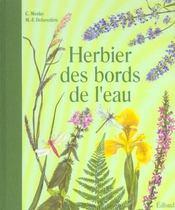 Herbier Des Bords De L'Eau - Intérieur - Format classique