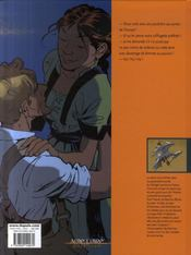 Amère patrie t.1 - 4ème de couverture - Format classique