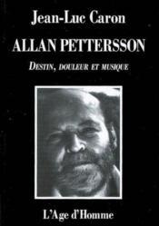 Allan Pettersson - Couverture - Format classique