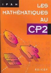 Les mathematiques au cp2 - Couverture - Format classique