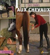 Les soins des chevaux - Intérieur - Format classique