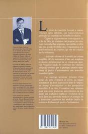 Revolution Contractuelle Du Droit Des Societes. Dynamiques Et Paradoxes - 4ème de couverture - Format classique