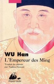 L'empereur des Ming - Couverture - Format classique