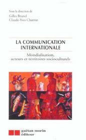 La Communication Internationale - Intérieur - Format classique