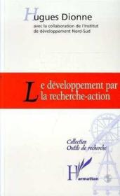 Developpement Par La Recherche-Action (Le) - Couverture - Format classique