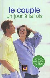 Le Couple ; Un Jour A La Fois - Intérieur - Format classique