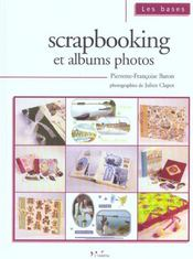 Scrapbooking et albums photos-les bases - Intérieur - Format classique