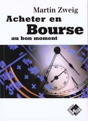 Acheter En Bourse Au Bon Moment - Intérieur - Format classique