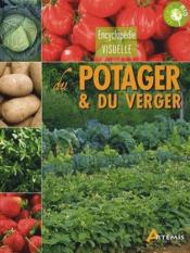 Encyclopédie visuelle du potager & du verger  - Collectif