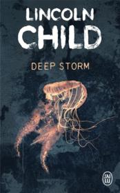 Vente  Deep storm  - Lincoln Child