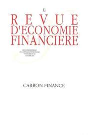 Vente  Carbon finance - no 83 - octobre 2006 - ouvrage en anglais  - Collectif