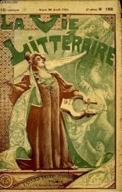 La Gelinotte. La Vie Litteraire. - Couverture - Format classique