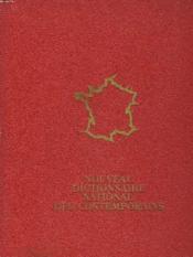 NOUVEAU DICTIONNAIRE DES CONTEMPORAINS. 3e EDITION. - Couverture - Format classique