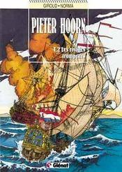 Pieter Hoorn t.2 ; les rivages trompeurs - Intérieur - Format classique