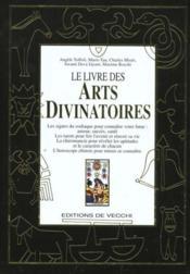 Le Livre Des Arts Divinatoires - Couverture - Format classique