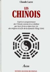 Les Chinois - Couverture - Format classique