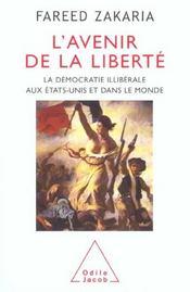 L'Avenir De La Liberte - Intérieur - Format classique