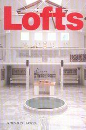 Lofts - Intérieur - Format classique