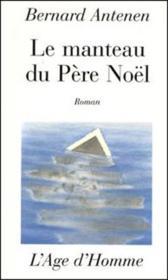 Le Manteau Du Pere Noel - Couverture - Format classique