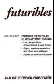 Futuribles n.189 juillet aout 1994 - Couverture - Format classique