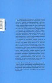 En Devenant Foucault ; Sociogenese D'Un Grand Philosophe - 4ème de couverture - Format classique