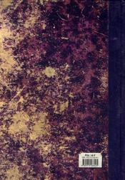 Cuisinière savoyarde - 4ème de couverture - Format classique