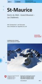 St Maurice Ski - Couverture - Format classique