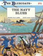 Vente livre :  The Bluecoats T.2 ; the navy blue  - Willy Lambil - Raoul Cauvin