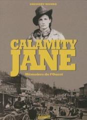 Calamity Jane Mémoires de l'Ouest - Couverture - Format classique