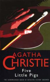 Vente livre :  Five little pigs  - Agatha Christie