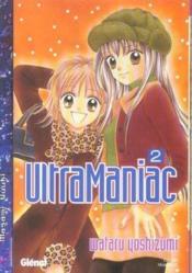 Ultra maniac t.2 - Couverture - Format classique