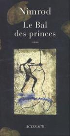 Le Bal Des Princes - Couverture - Format classique